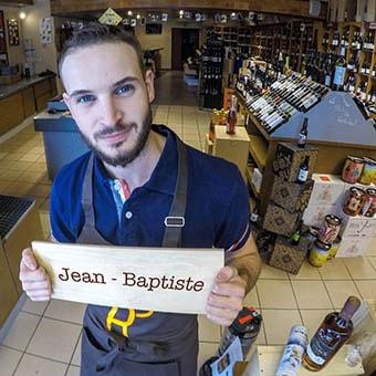 Jean-Baptiste - Cave Ruthène