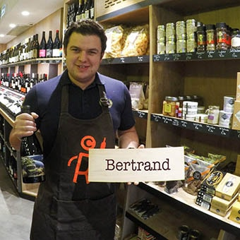 Bertrand - Cave Ruthène